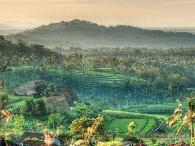 3 Days Meditation and Yoga Retreat in Bali, Indonesia