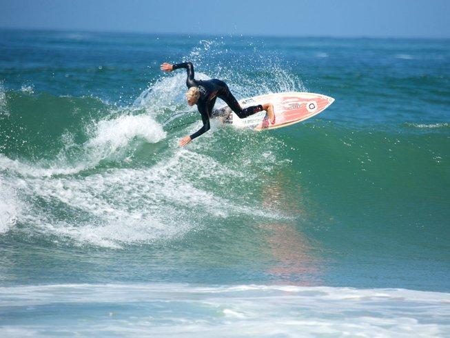 8-Daagse Surf en Yoga Retraite in Lissabon, Portugal