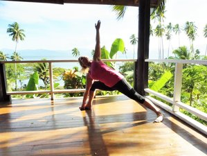 8 jours en stage de yoga avec Stillness and Dreamwork aux Fidji