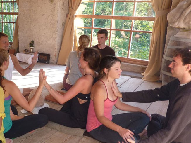27 Days 300hr Ashtanga/Hatha TTC in Austria