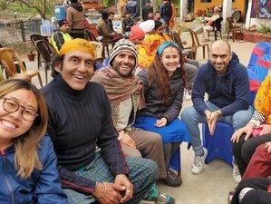 8 Day Sacred Yoga Pilgrimage Tour in Nepal