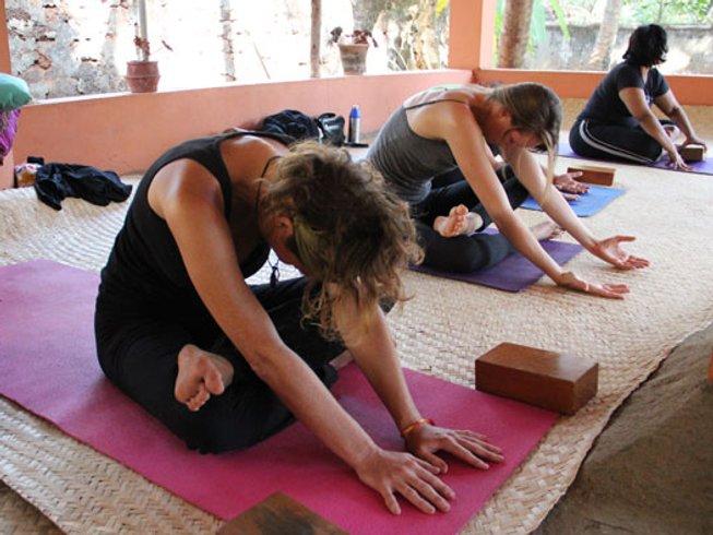 11 Days 100-Hour Immersion Yoga Teacher Training in Goa
