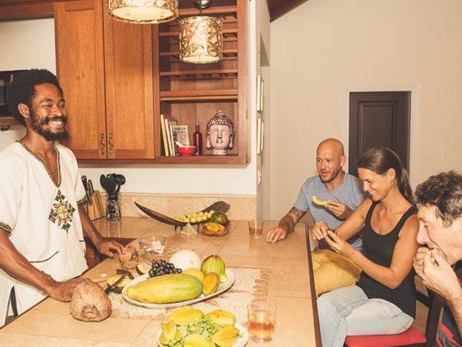 5 Days Organic Cooking Yoga Retreat in USA