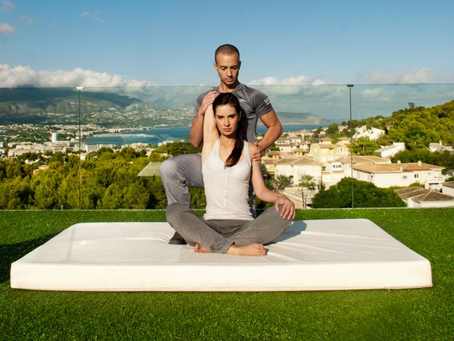 7 Days Wellness Yoga and Detox Retreat in Spain