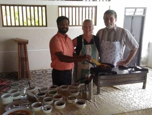 14 Day Professional Chef-guided Indian Authentic Culinary Tour in God's Own Country, Kerala