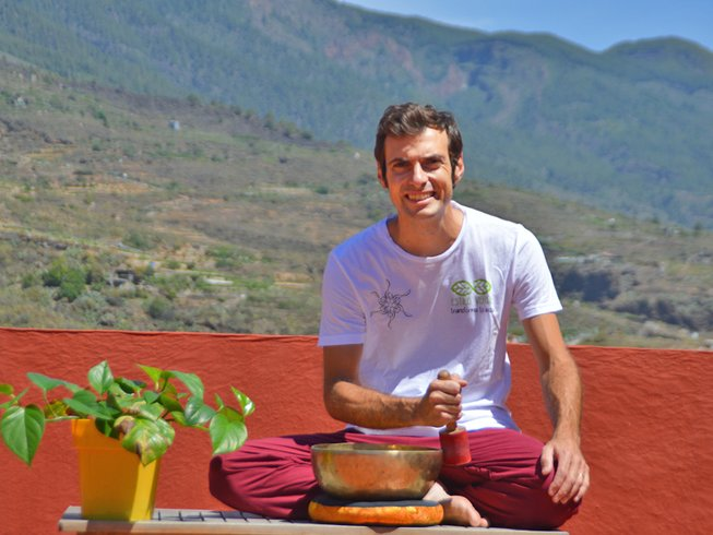 5 Days Sound and Yoga Retreat in Tenerife, Spain