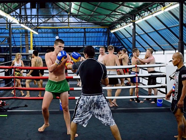 28 Days Muay Thai Training in Thailand