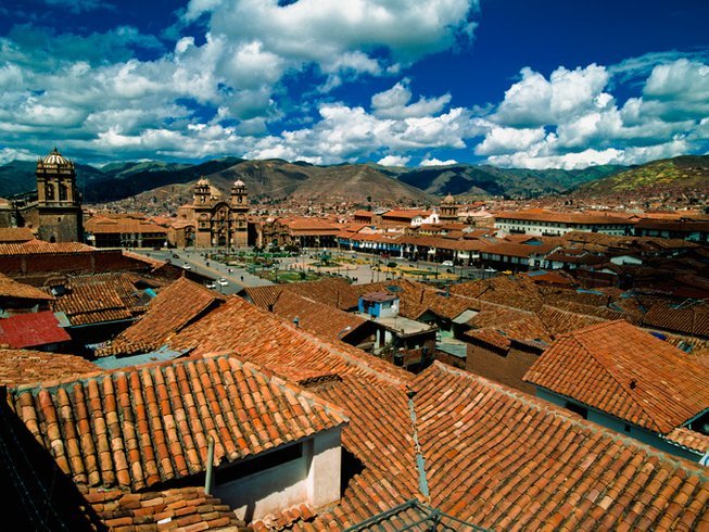9 Days Adventure Yoga Retreat in the Sacred Valley, Peru
