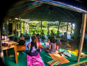 4 Days Relax and Reconnect with Nature, Go Natural All Inclusive Yoga Holiday in Tropical Paradise