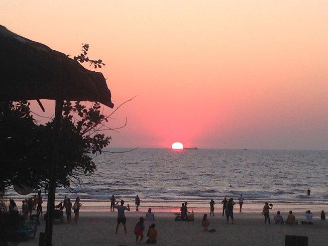 26 Days 200 hour Yoga Teacher Training in Goa India