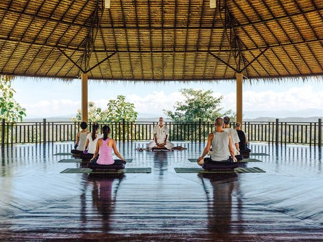 8 Days Wellness Yoga Holiday in Chiang Mai