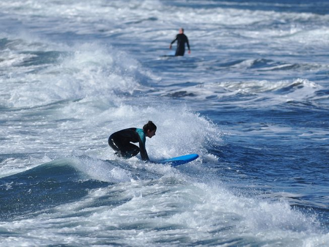 3 Days Pure Fun Surf Camp Chile