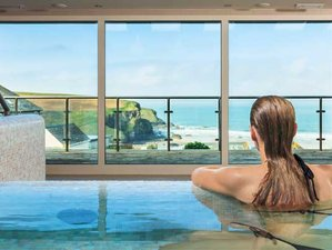 4 Day Weekend Luxury Surf or Stand Up Paddleboard and Yoga Holiday in Cornwall in Cornwall