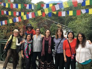 10 Day Somatic Self Compassion - Journey Meditation Retreat in Bhutan