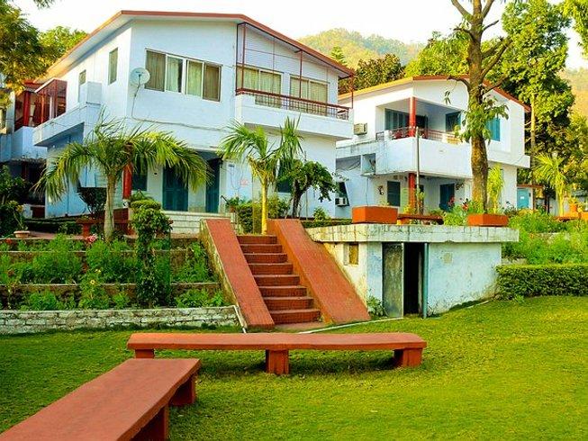 30 Days 300 Hours Advanced Yoga Teacher Training in Rishikesh