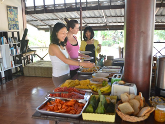 29-Daagse 200-urige Embodyoga Docententraining in Koh Yao Noi, Thailand