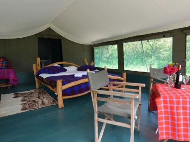 4 Days Kenya Safari in Maasai Mara and Lake Nakuru National Park