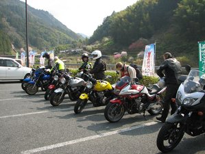 3 Day Mount Bandai and Nikko Guided Motorcycle Tour in Honshu