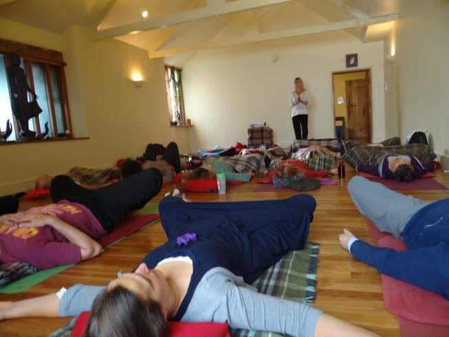 3 Days Relax, Release, Renew Yoga Retreat in UK