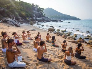 8 Days New Moon Yoga Retreat in Thailand