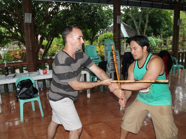 2 Weeks Comprehensive Escrima Training in the Philippines