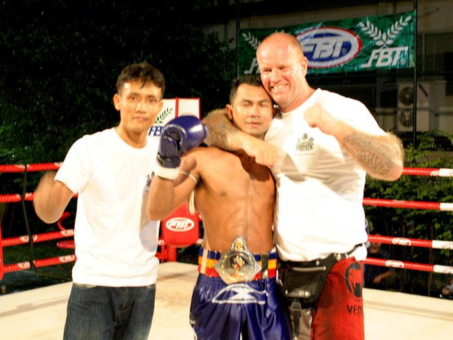 2 Weeks Training Muay Thai in Thailand