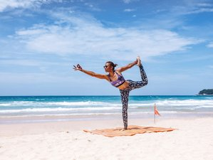 6 Days Tranquility Retreat:  Meditation and Yoga in Karon, Thailand