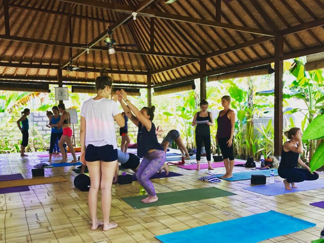 22 Days 200-Hour Yin and Yang Yoga Yoga Teacher Training in Nusa Lembongan, Indonesia