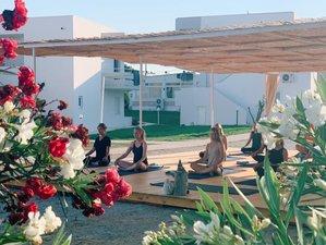 8 días de vacaciones de yoga en Kos