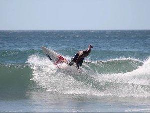 7 Day Beginner Surf Camp in Popoyo, Rivas