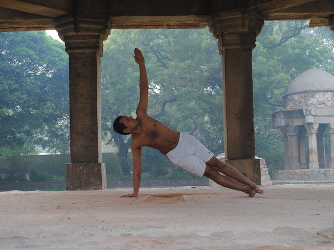 28 Days 200 hours Yoga Teacher Training in Goa, India