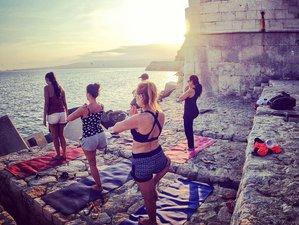 """8 jours en stage de yoga, sport et coaching alimentaire """"les bases d'une alimentation saine"""" à Nice"""