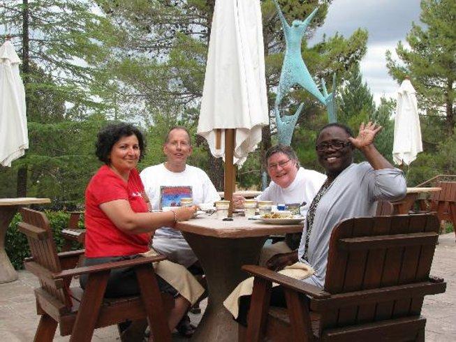 15 jours en retraite de yoga bien-être, santé et jeûne à Sedona