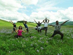12 Days Eagle Hunting Festival Tour, Meditation, and Yoga Retreat in Mongolia
