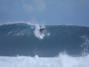 5 Days Asu Camp Surf Club in Nias, Sumatra, Indonesia