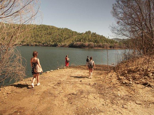 7 jours en retraite de yoga écologique à Oleiros, Portugal