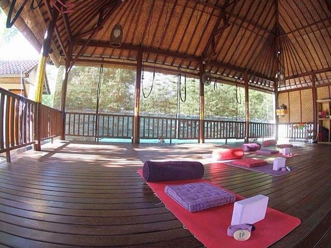 32 Days 200-Hour Vinyasa Yoga Teacher Training in Bali, Indonesia