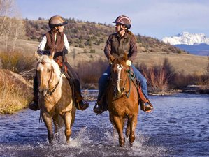 4 Days Horse Riding & Yoga Retreat Colorado