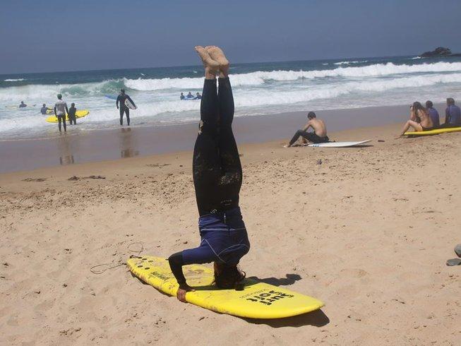 7 Days Yoga and Surf Camp in Sagres, Vila do Bispo, Portugal