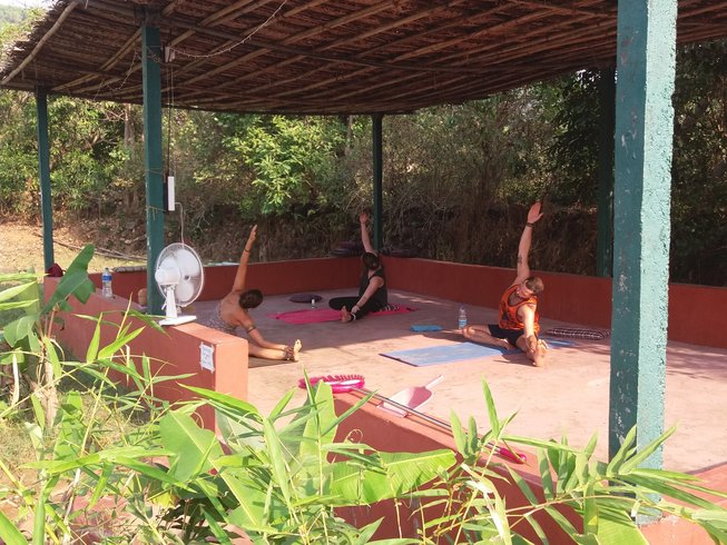 7 Days Tropical Beach Yoga Holiday In Gokarna, India