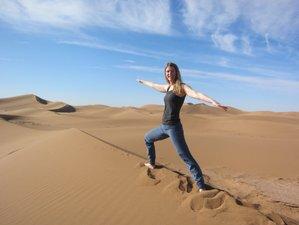 8 Tage Rundreise, Yoga und Wüste/Sahara in Marokko
