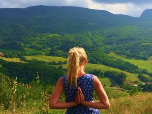 8 Days Off The Grid Eco Yoga Holiday in Casentino, Tuscany, Italy