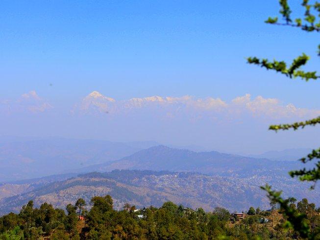 4 días retiro de yoga y meditación en los Himalayas, India