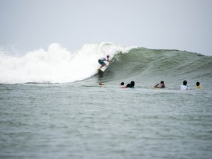 3 Day Fun Culinary and Surf Camp in Mompiche, Esmeraldas Province