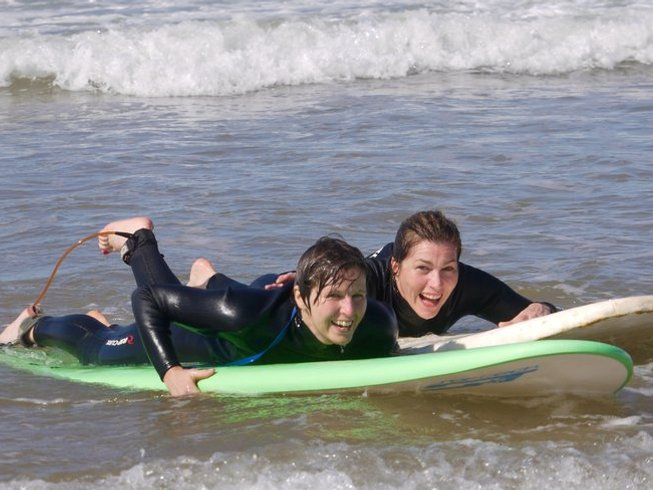 8 Days Surf Coaching Holiday in Aourir, Morocco