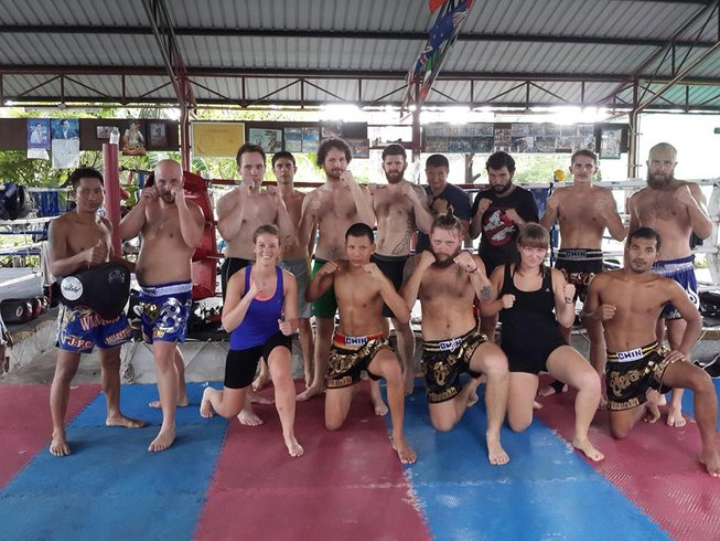 1 Month Holiday and Muay Thai Training in Thailand