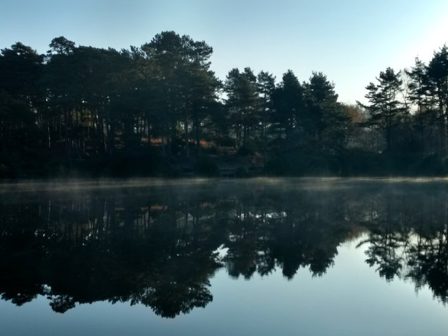 3-Daagse Actief Weekend Meditatie en Yoga Retreat in Engeland, Verenigd Koninkrijk