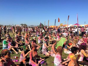 13 Days Holi Festival and Ayurveda Yoga Retreat in India
