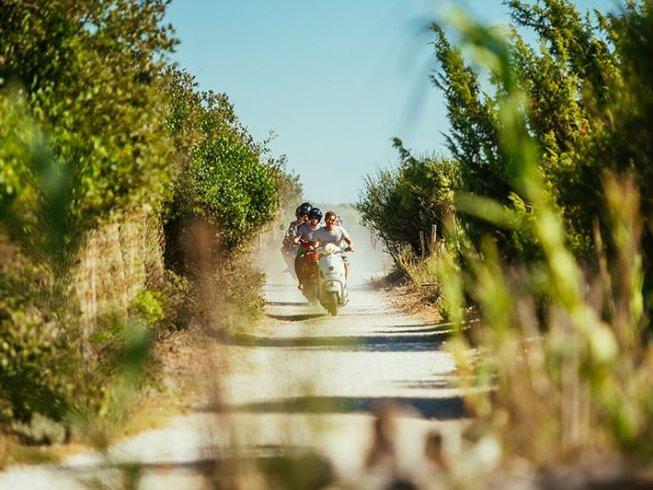 7 Days Vespa Motorcycle Tour Tuscany, Italy