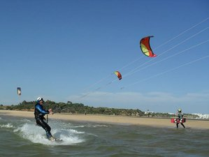 7 Days Kitesurfing Camp in Alvor, Algarve, Portugal
